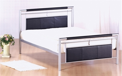 Picture of Aramis Metal Frame double bed
