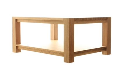 Picture of Aston Oak Coffee Table Large