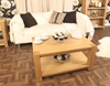 Picture of Aston Oak Coffee Table Medium