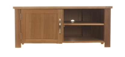 Picture of Aston Oak Corner Television Cabinet
