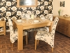 Picture of Aston Oak Dining Table (4 Seater)
