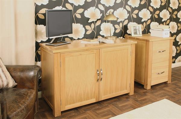 aston solid oak hidden baumhaus aston image of aston solid oak hidden for picture of home office sofauk intended nara mobel