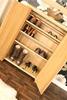 Picture of Aston Oak Shoe Cupboard