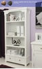 Picture of Hampton Large Bookcase with Two Drawers