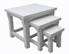 Picture of Hampton Nest of Three Coffee Tables