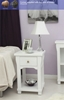 Picture of Hampton One Drawer Lamp Table
