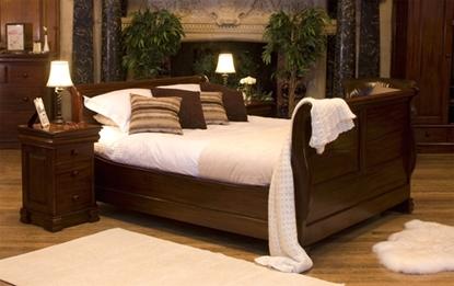Picture of La Roque 5' Lit Bateau King Size Bed