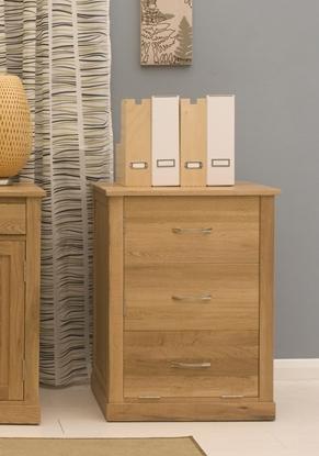 Picture of Mobel Oak Printer Cupboard