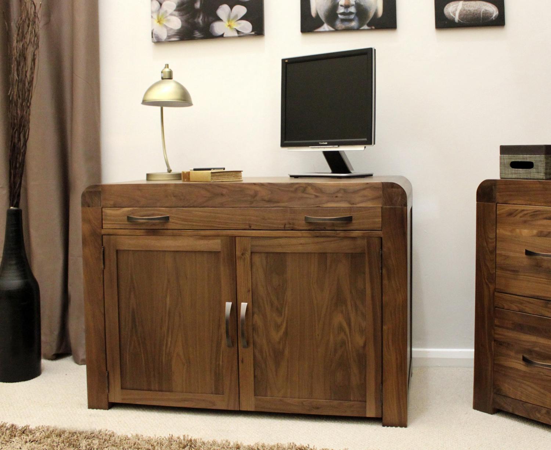 conran solid oak hidden home office. Baumhaus Hidden Home Office 2. Shiro Walnut 2 D Conran Solid Oak