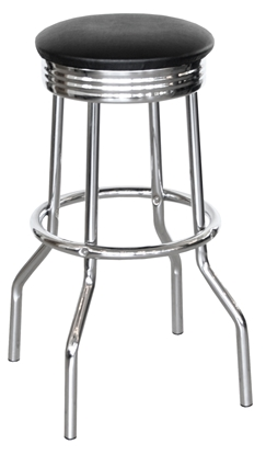 Picture of Chrome Bar Stool