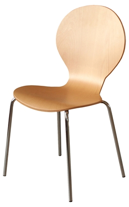 Picture of Lightwood Bentwood Chair