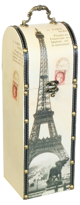 Picture of Eiffel Tower Wine Holder