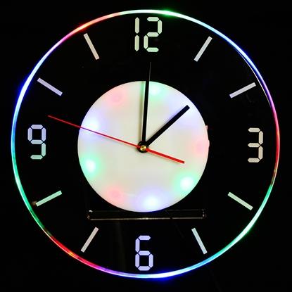 Picture of Multi-colour Illuminations Clock