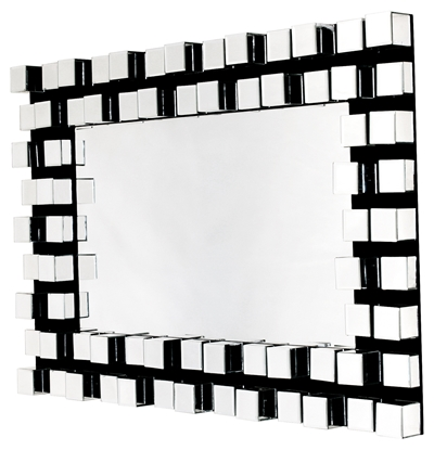 Picture of Block Mirror
