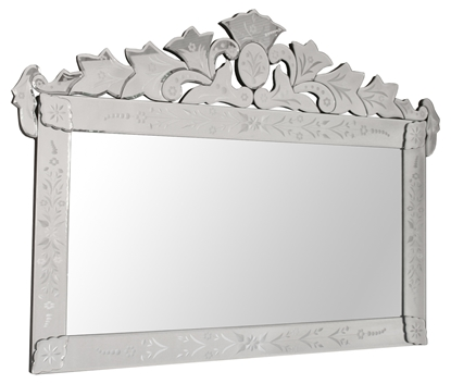 Picture of Venetian Landscape Wall Mirror