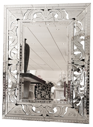 Picture of Bold Venetian Wall Mirror