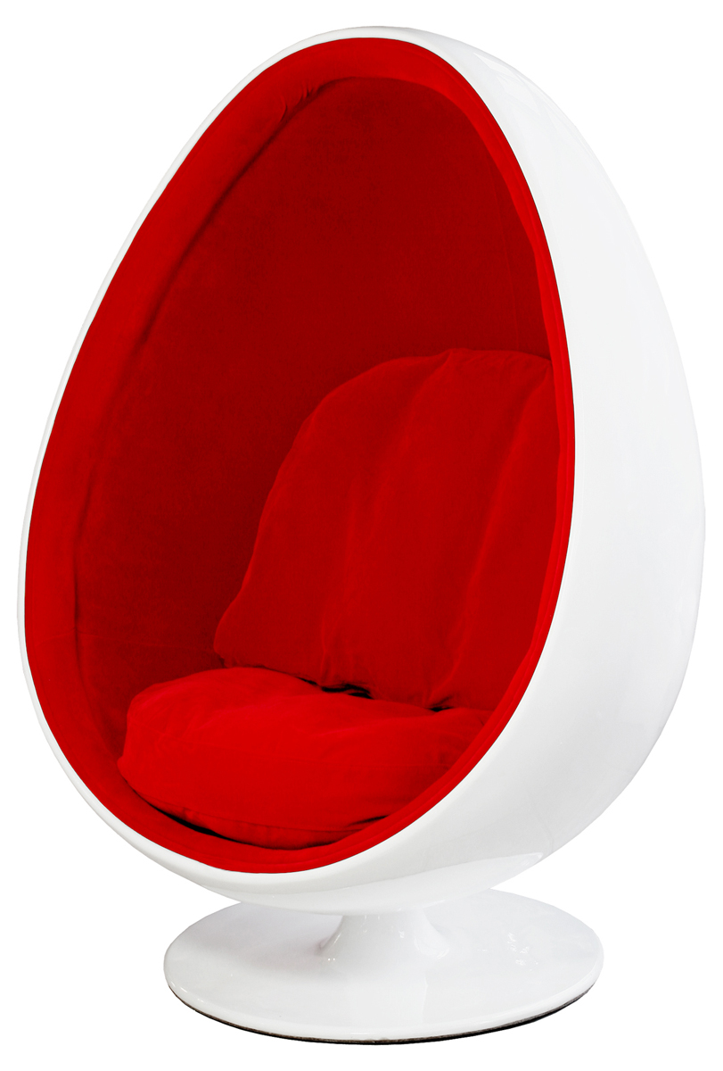 ... Picture Of Big Egg Pod Chair