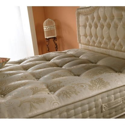 Picture of Highgrove Affinity pure silk mattress
