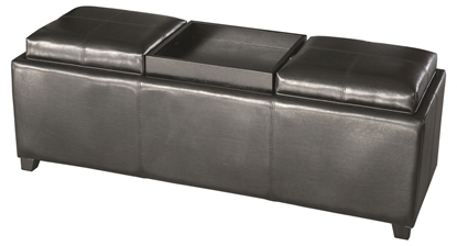 Picture of Tray/Seat Ottoman