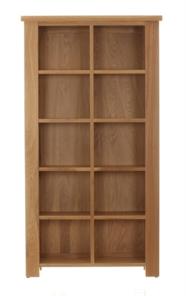 Picture of Aston Oak DVD/CD Storage Unit