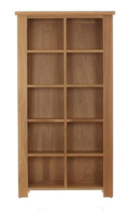 Picture of Aston Oak DVD/CD Storage Unit